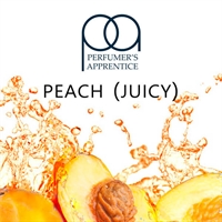 TPA Peach Juicy Flavor