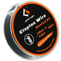 GEEK VAPE Kanthal A1 Clapton Tape Wire 15FT