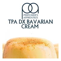 TPA DX Bavarian Cream Flavor