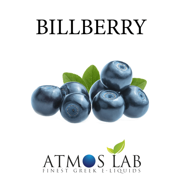 Atmoslab Billberry Flavor