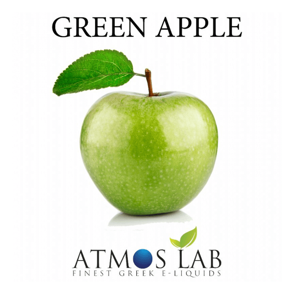 Atmoslab Apple Green Flavor