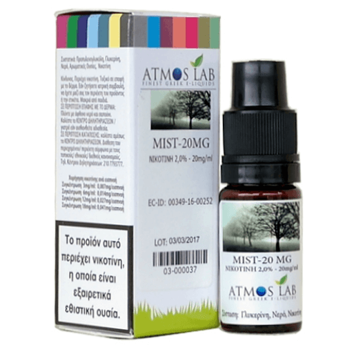 Atmoslab Nicotine Booster Mist 20MG