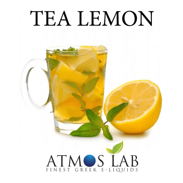 Atmoslab Tea Lemon Flavor