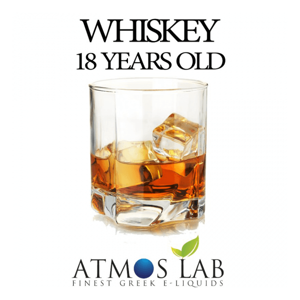 Atmoslab Whiskey 18 Years Old Flavor
