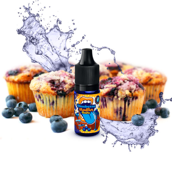 Big Mouth Blueberry Muffin Buns Flavor