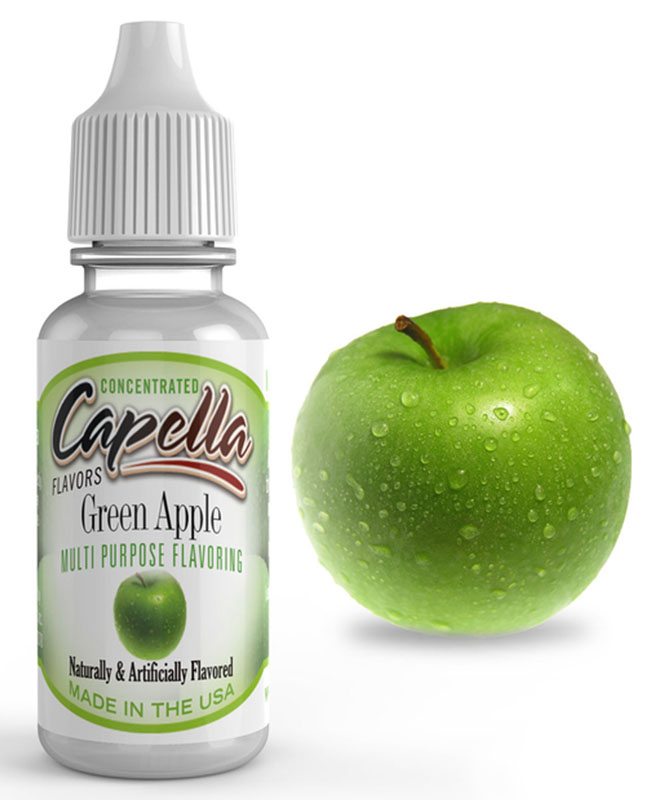 Capella Green Apple Flavor