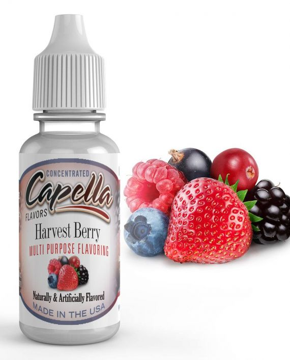 Capella Harvest Berry Flavor
