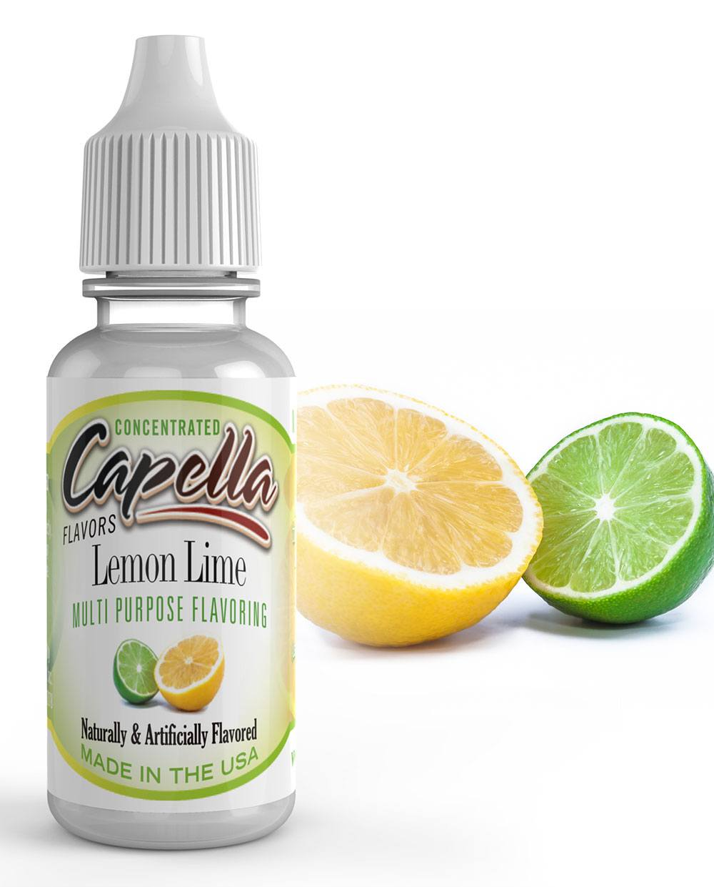 Capella Lemon Lime Flavor