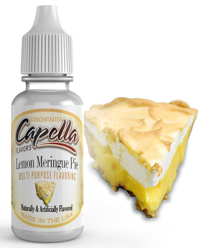 Capella Lemon Meringue Pie Flavor