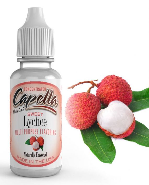 Capella Sweet Lychee Flavor