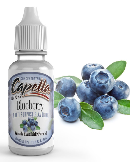Capella Blueberry Flavor
