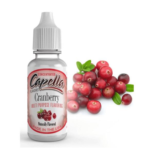 Capella Cranberry Flavor