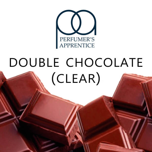 TPA Double Chocolate Clear Flavor