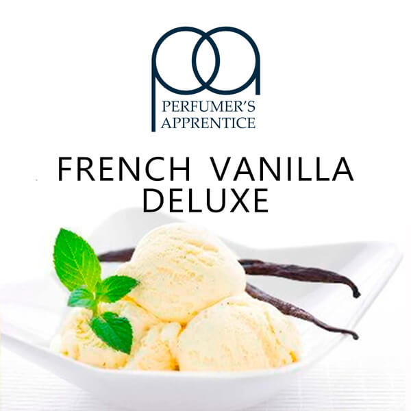 TPA French Vanilla Deluxe Flavor