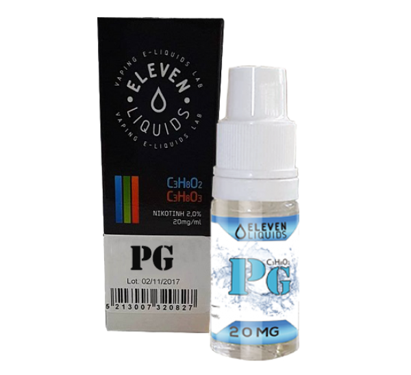 Eleven Booster PG 20 mg 10 ml